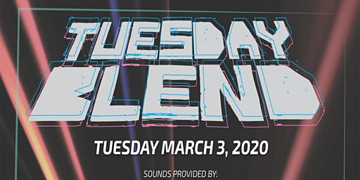 Tuesday Blend | Las Vegas's Platform For The Arts | Presented By The WHK
