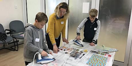 Kids DIY Wax Wraps tickets