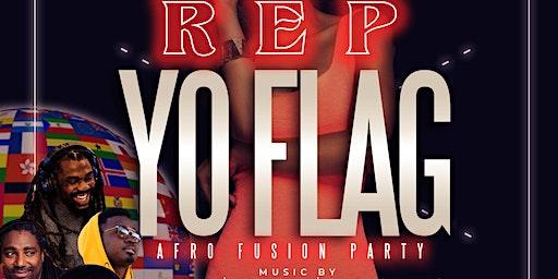 Rep Yo Flag Texas Party:  February edition