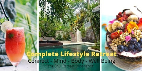 EAT PRAY LOVE August Complete Lifestyle Retreat 2020 tickets