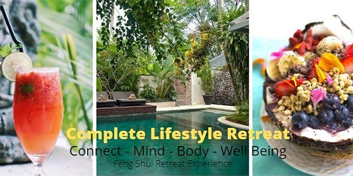 EAT PRAY LOVE August Complete Lifestyle Retreat 2020
