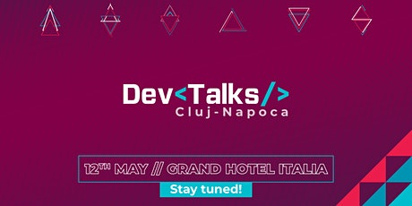 DevTalks Cluj-Napoca 2020 tickets