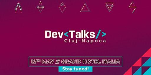 DevTalks Cluj-Napoca 2020