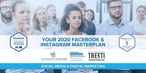 (Repeat) Your 2020 Facebook & Instagram Masterplan [Darwin]