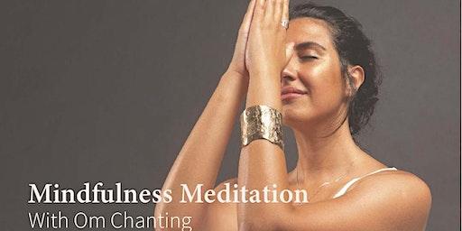 Om Chant Mindfulness Meditation