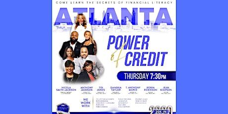 The Power of Credit - Atlanta GA tickets