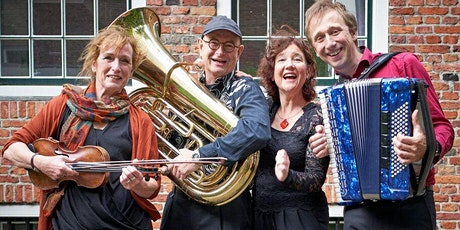 KLEZMER & CO: In di waitene lender tickets