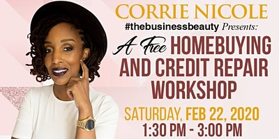Homebuying & Credit Workshop w/Corrie Nicole