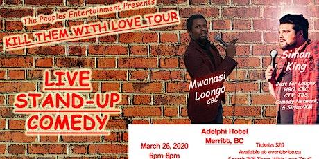 Kill Them with Love Tour - Merritt tickets