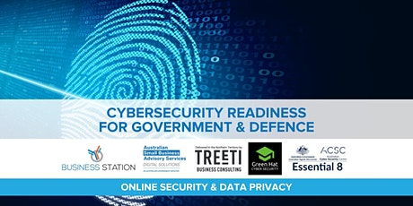 Cyber Security Readiness for Government & Defence Contracting [Darwin] tickets