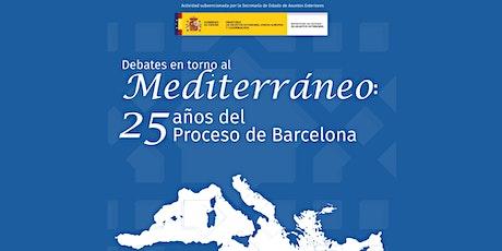 Debates en torno al Mediterráneo: sesión sobre empoderamiento de la mujer entradas