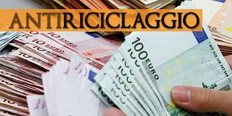 Corso Operativo sulla normativa Antiriciclaggio - C.C.I.A.A. Vicenza biglietti