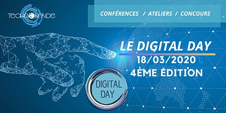 Digital Day billets