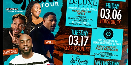 Gigglin & Groovin - Charleston, SC tickets