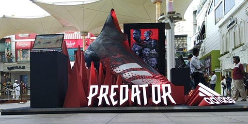 The Giant adidas Predator boot is here!