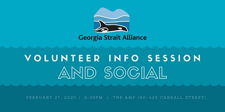 Help Us Protect the Coast: Volunteer Info Session & Social tickets