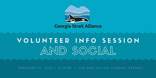 Help Us Protect the Coast: Volunteer Info Session & Social