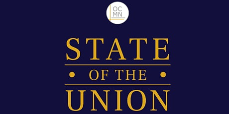 OCMN - State of the Union 5th edition vrijdag 6 november 2020 tickets