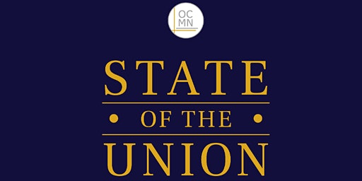 OCMN - State of the Union 5th edition vrijdag 6 november 2020