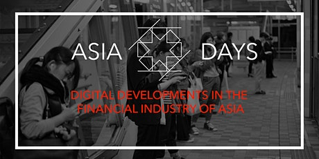 Panel discussion - Fintech in Asia Tickets