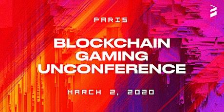 Blockchain Gaming Unconference billets