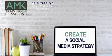 Create your social media strategy - evening session tickets