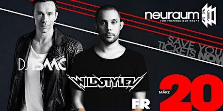Soundclub pres. WILDSTYLEZ & DJ ISAAC @ neuraum Club Tickets
