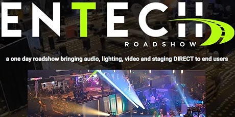 Entech Roadshow Melbourne tickets