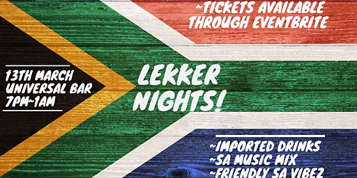 Lekker Nights Perth