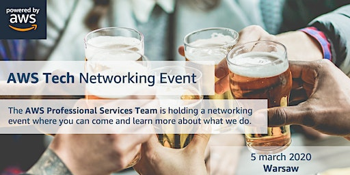 AWS Tech Networking Event