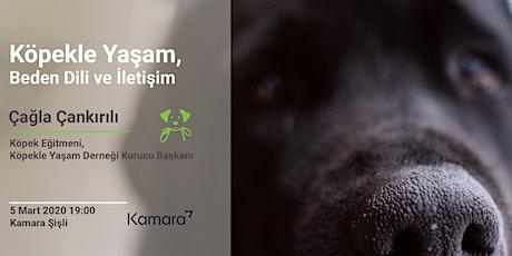 Köpekle Yaşam, Beden Dili ve İletişim tickets