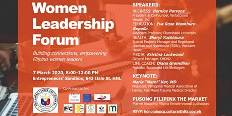 Women Leadership Forum tickets
