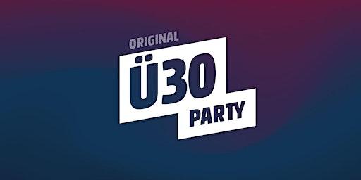Ü30-Party Plauen - das Original!