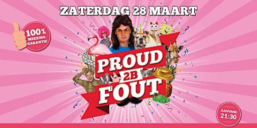 Proud 2B Fout Zuidhorn