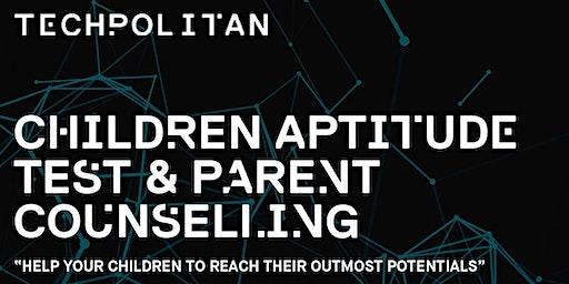 Children Aptitude Test & Parent Counseling [PAID EVENT]