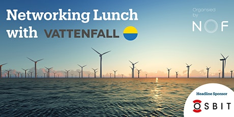 Networking Lunch with Vattenfall tickets