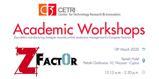Z-Fact0r Academic Workshops