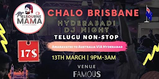 Hyderabadi DJ NIGHT | Telugu NON-STOP | CHALO BRISBANE