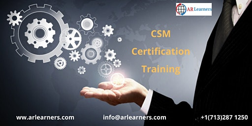 CSM Certification Training in Indianapolis,IN,USA