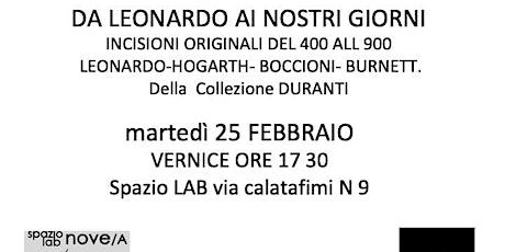 Da Leonardo ad oggi  tickets