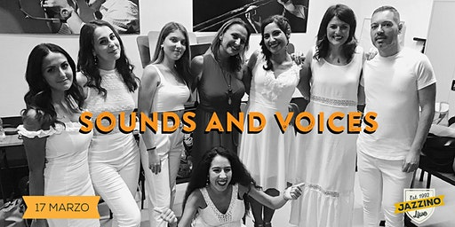 Sounds and Voices - Live at Jazzino