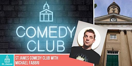 Comedy Club with Michael Fabbri