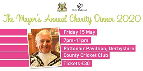 The Mayor's Annual Charity Dinner 2020 tickets