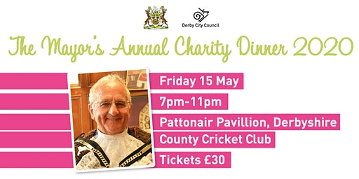 The Mayor's Annual Charity Dinner 2020