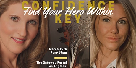 Experience the Keys to Confidence tickets