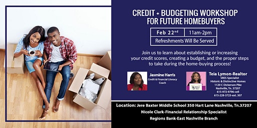 First Time Home-Buyer's Workshop