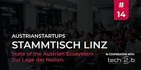 AustrianStartups Stammtisch Linz #14 - State of the Austrian Ecosystem Tickets