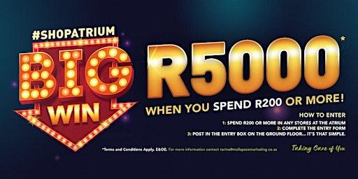 #ShopAtrium Big Win Competition