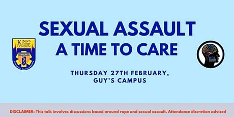 Sexual Assault: A Time To Care tickets