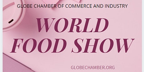 World Food Show-WFS tickets
